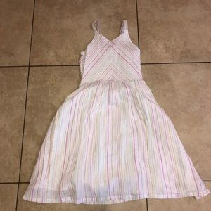 Crazy 8 girls dress- size 7/8